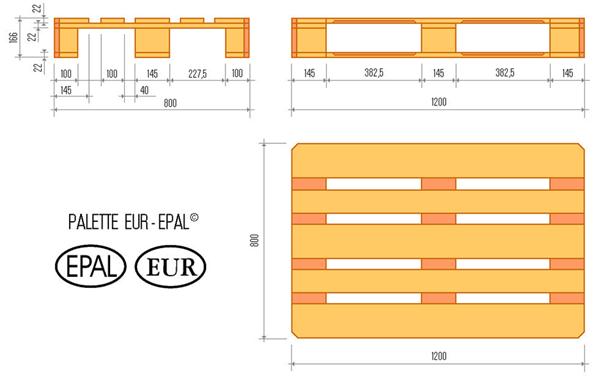 Euro Pallet image