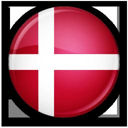 Danmark flag icon