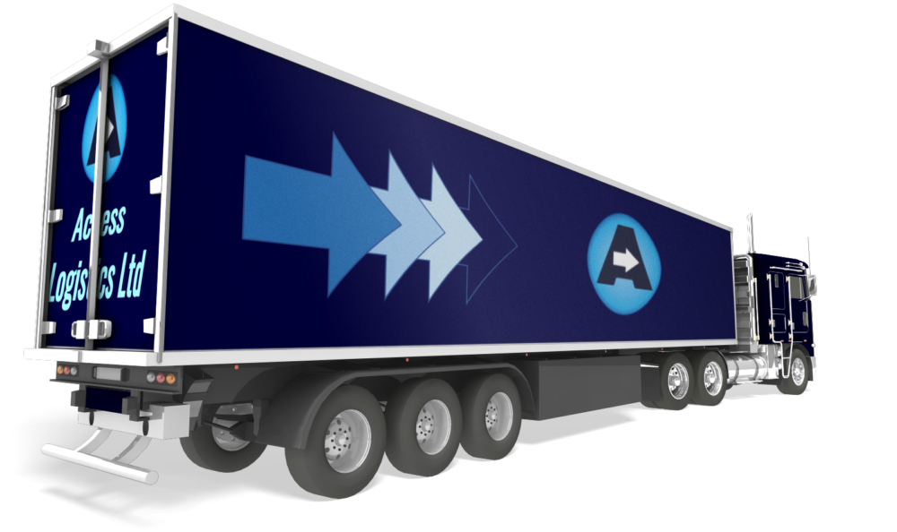 Access Semi Trailer
